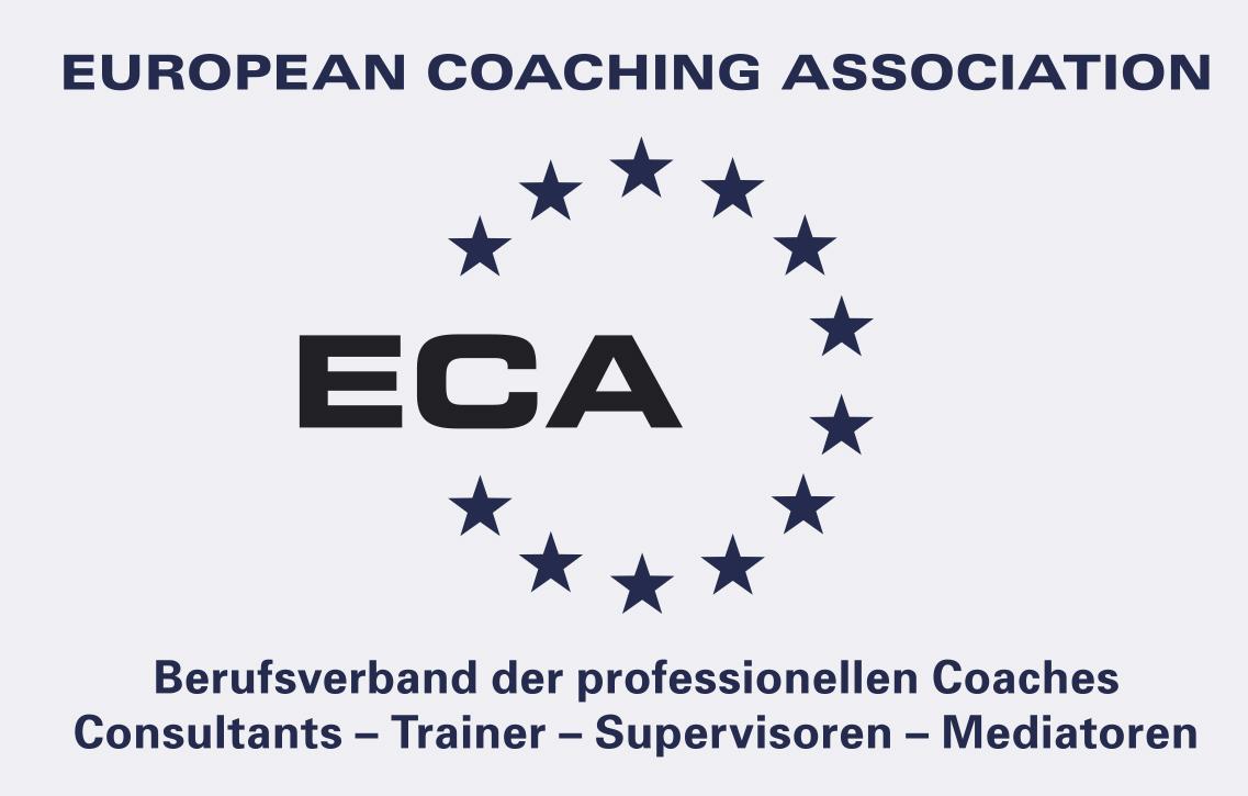 Harald Parth - Mitglied der European Coaching Association e.V.