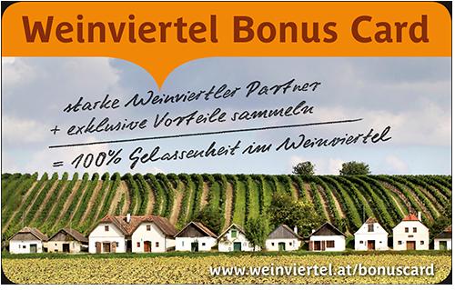 Weinviertel Bonuscard